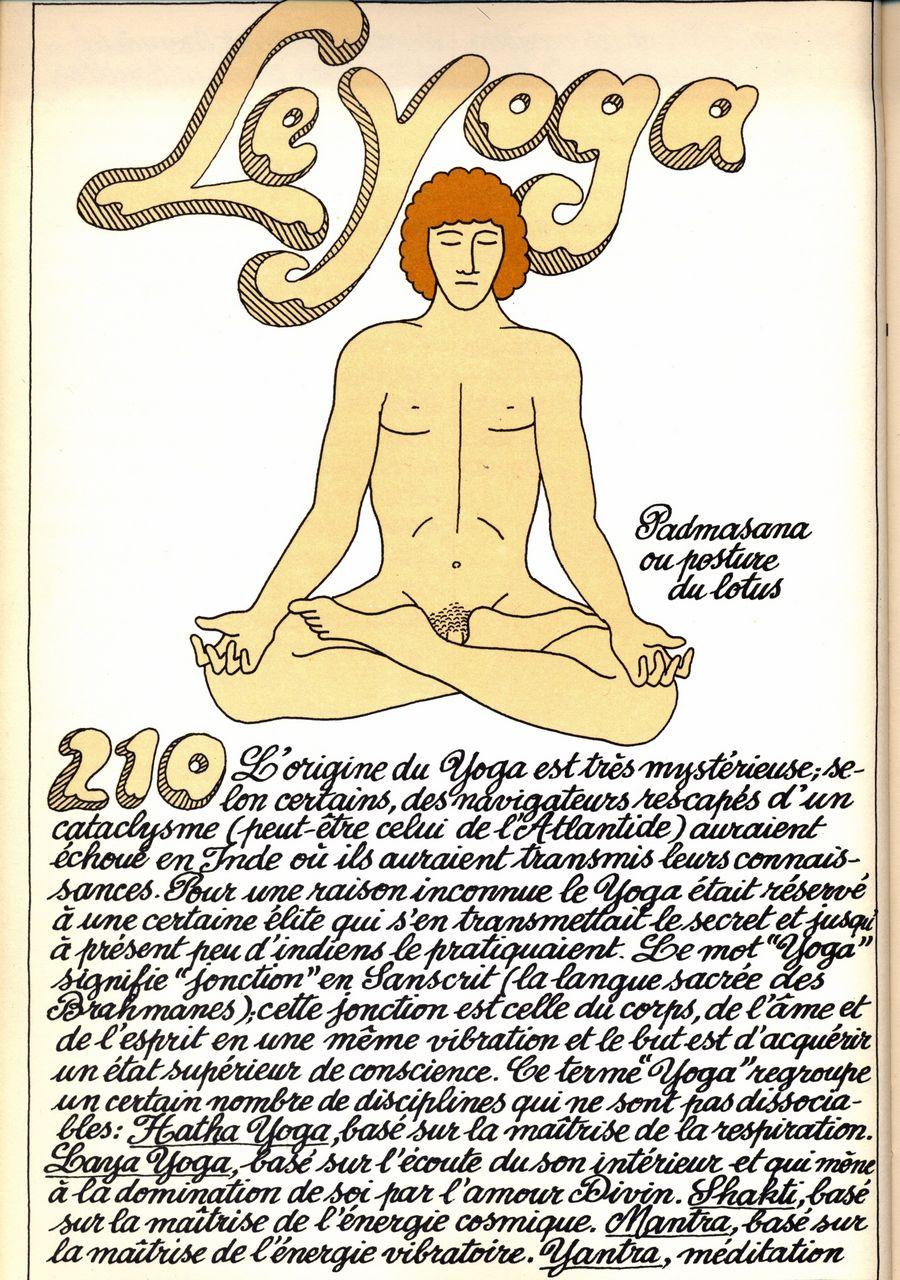 210 - le yoga